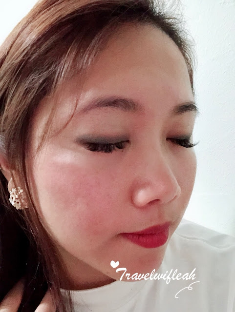 Colourpop Dream St. 眼影盤試色