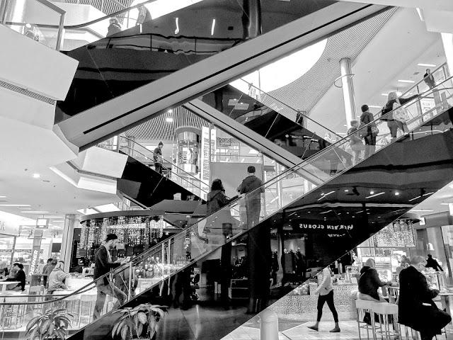 El big data para la gestión de centros comerciales