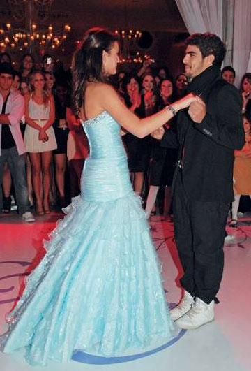 Bruna Marquezine , vestido debutante atrizes