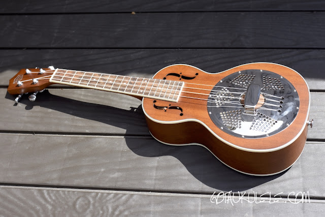 Sound Smith Resonator Ukulele