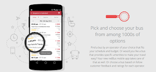 redBus-Get Rs100 Per Refer + Rs100 On Sign Up