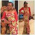 Creative Aso Ebi Skirt and Blouse Design