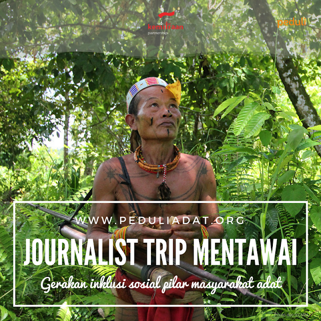 Journalis Trip Mentawai Program Peduli