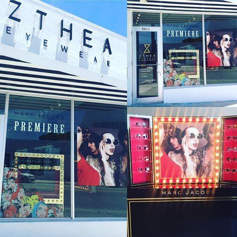 Zthea Eyewear Store Miami Florida
