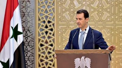 Presidente da Síria envia mensagem secreta para governo de Israel