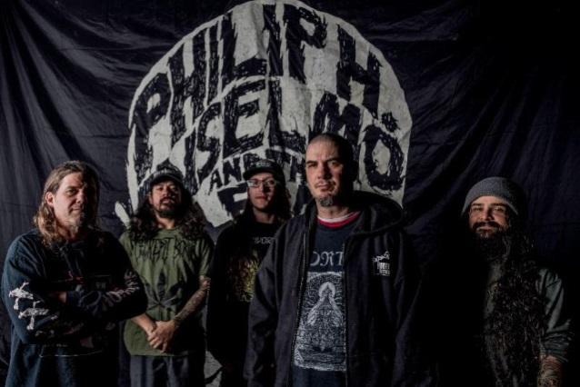 Phil Anselmo interpretó setlist especial de Pantera