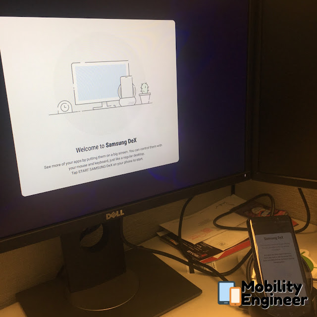 Samsung Dex Station Setup