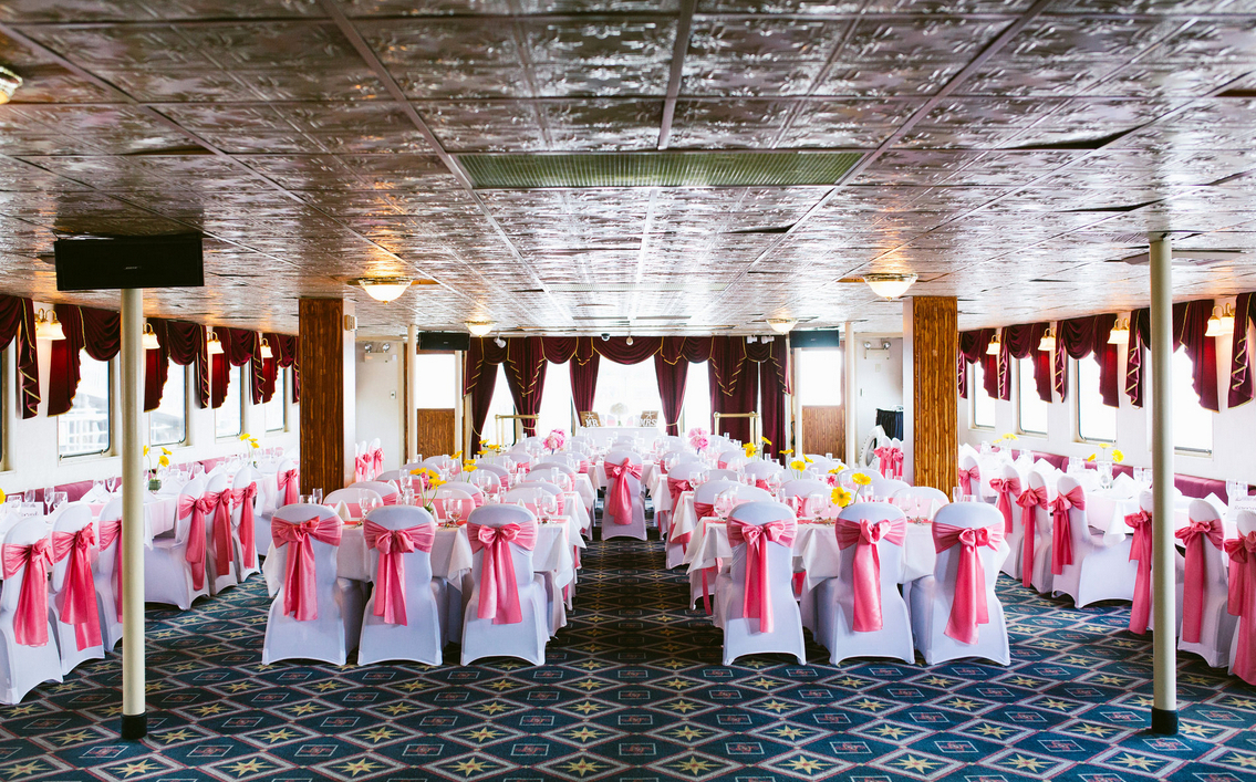 Savannah Riverboat Cruises Wedding Venue