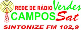 Rádio Verdes Campos Sat FM de Campo Maior PI ao vivo na rede