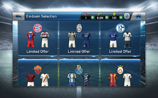 Free Download Pro Evolution Soccer  (PES) Club Manager New Updated