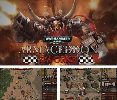 download warhammer 40000 armageddon android mod apk gameplay