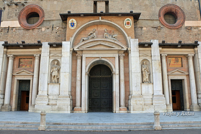 Catedral de Santa Mª Assunta, Reggio Emilia, Italia