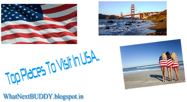 best tourist places to visit in usa