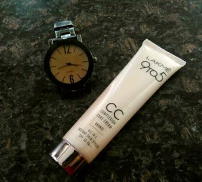 Lakme 9 to 5 CC Cream Bronze Review