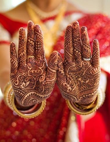 Aishwarya Wedding Mehndi Designs