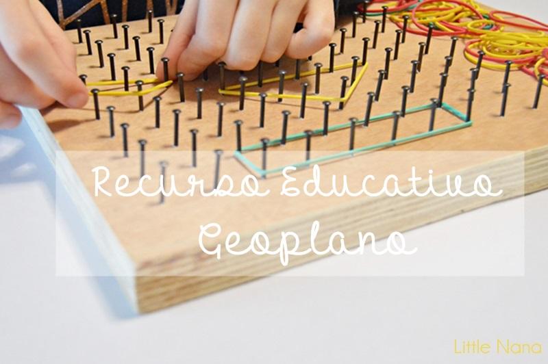 recurso matematico geoplano