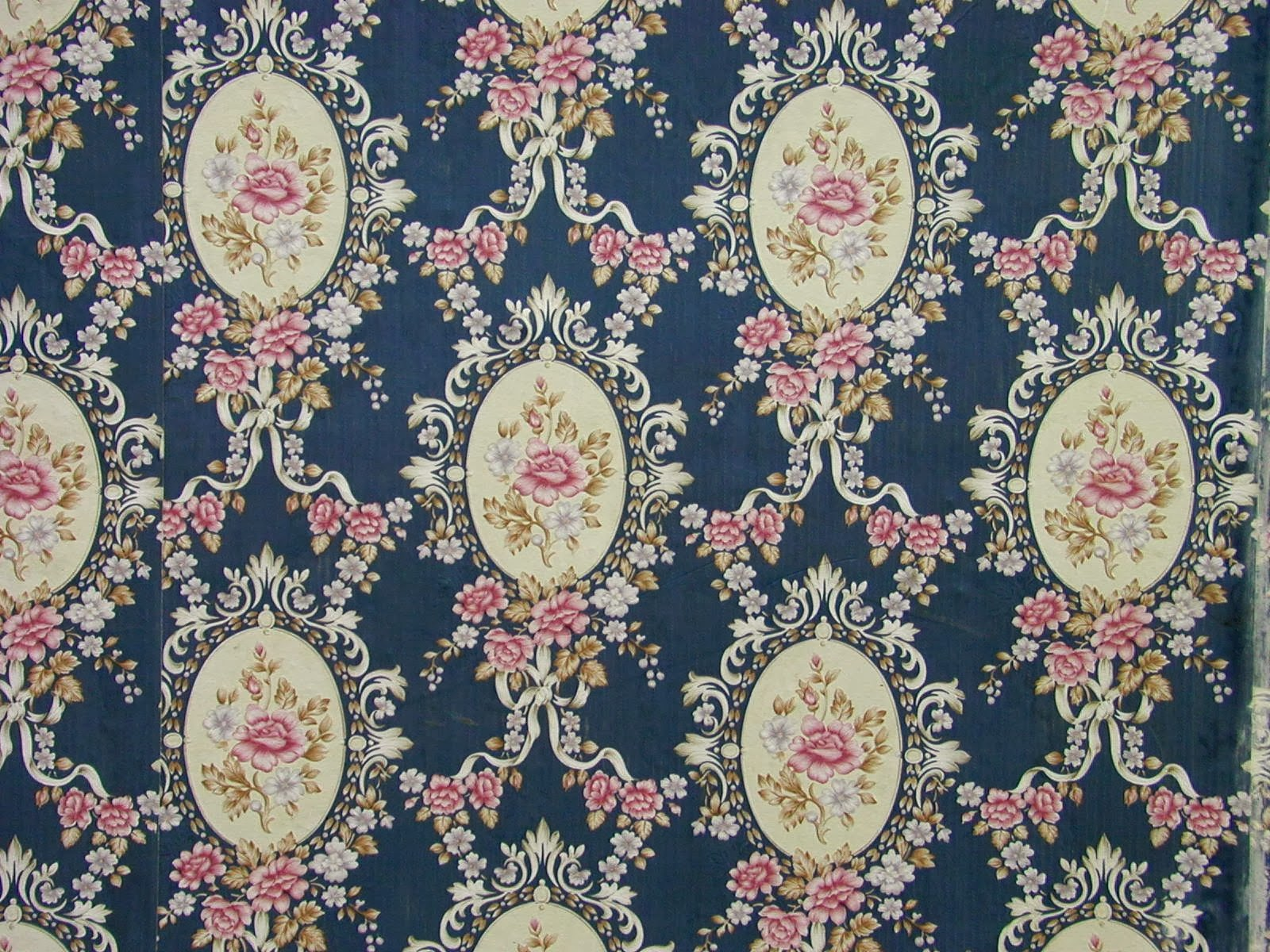 Free Victorian Texture Or Background  Victorian Style