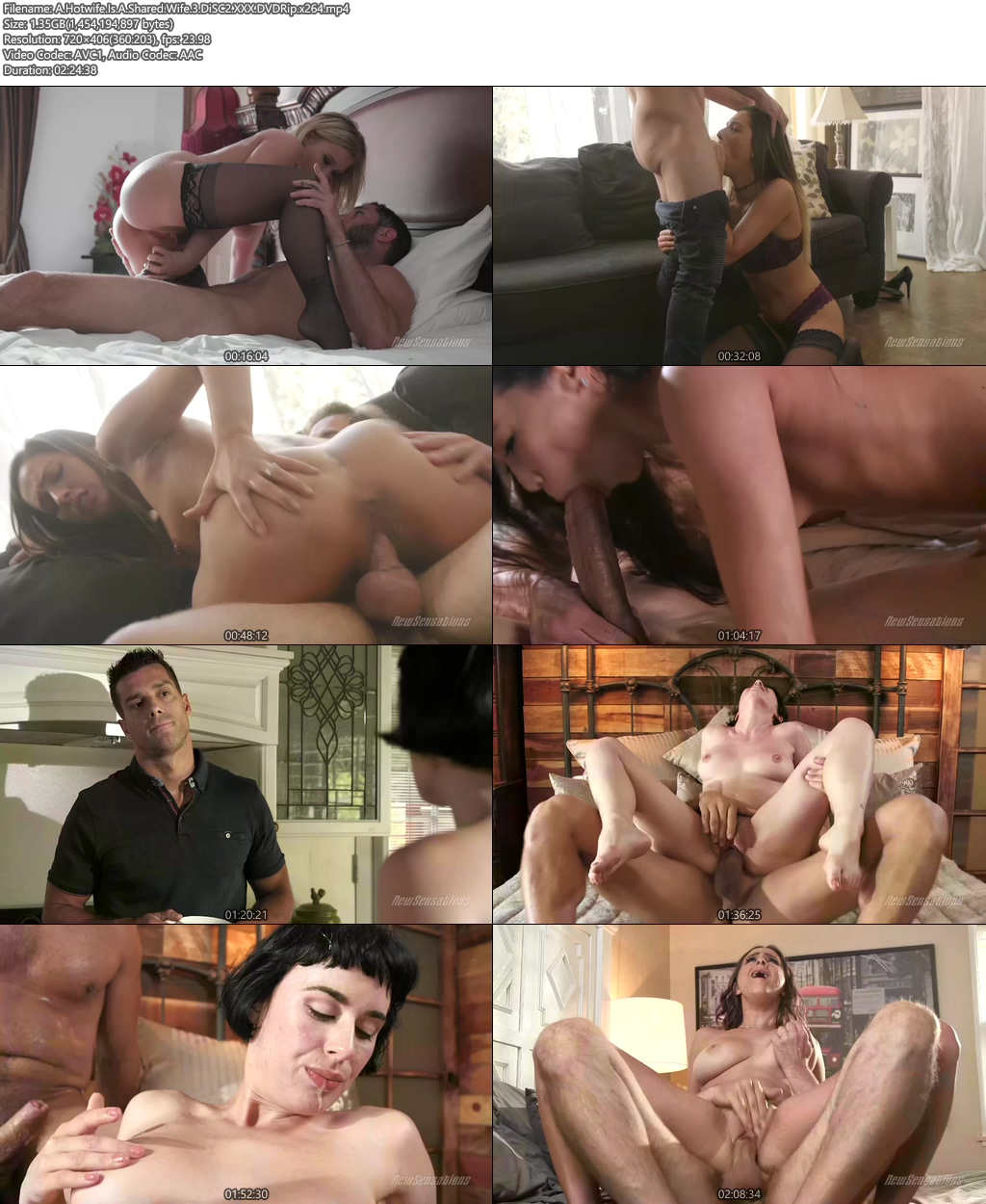 [18+] A Hotwife Is A Shared Wife 3 2019 DiSC2 XXX DVDRip Movie x264 Screenshot