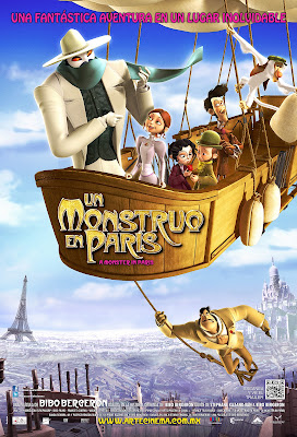 A Monster In Paris [2011] [DVD] [R1] [Latino]