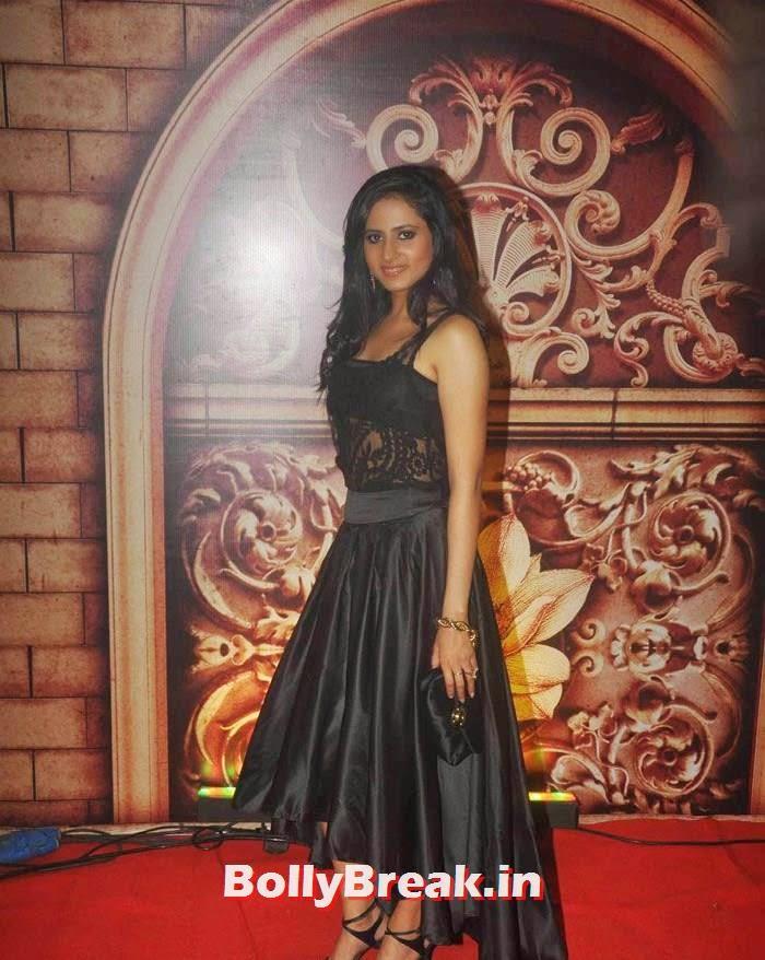 Sargun Mehta, Zee Rishtey Awards 2014 Photo Gallery