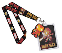 Lanyards: Iron Man