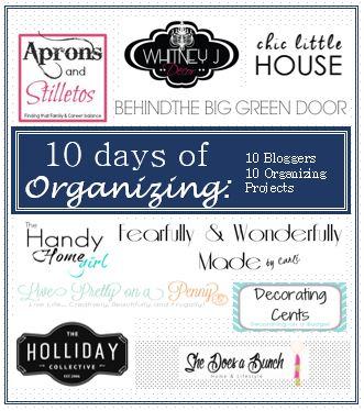 10 Days of Organizing