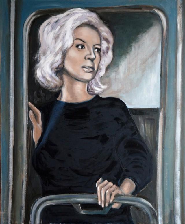 Портреты. Corinne Korda 15