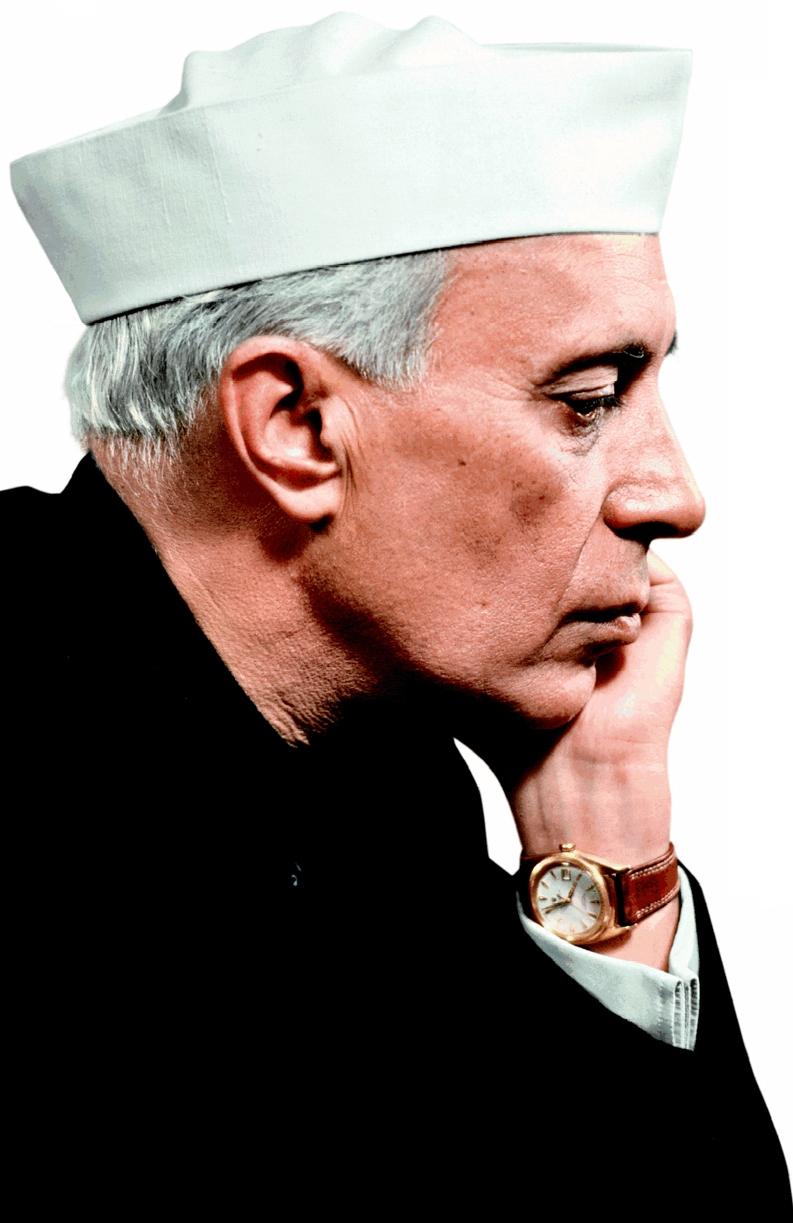 Jawaharlal Nehru (1889-1964)
