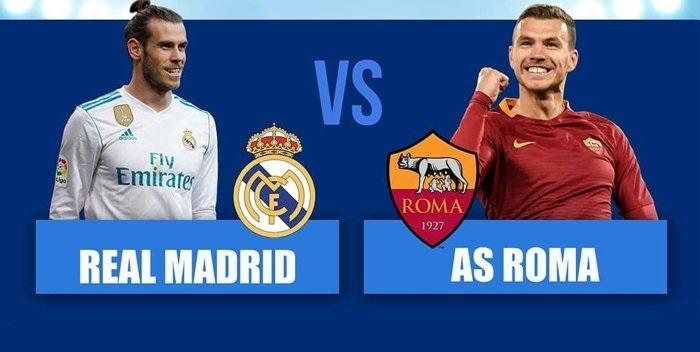 Horario y dónde ver: Real Madrid vs. Roma