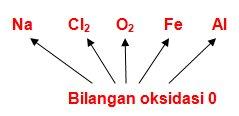 BILOK (Bilangan Oksidasi) Pengertian , Aturan Penentuan Biloks dan Cara Cepat Menetukan Biloks