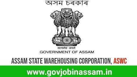 Assam State Warehousing Corporation Recruitment 2018