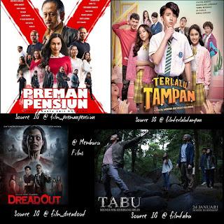 Lengkap ! 14 Daftar Film Bioskop Indonesia yang Tayang Pada Januari 2019, Lengkap Beserta Sinopsis, Jadwal, Pemeran dan Trailernya!