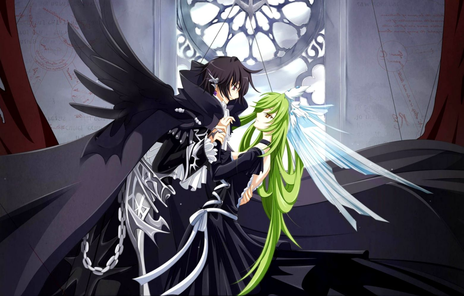 Lelouch Of The Rebellion Hd Wallpaper Find Wallpapers