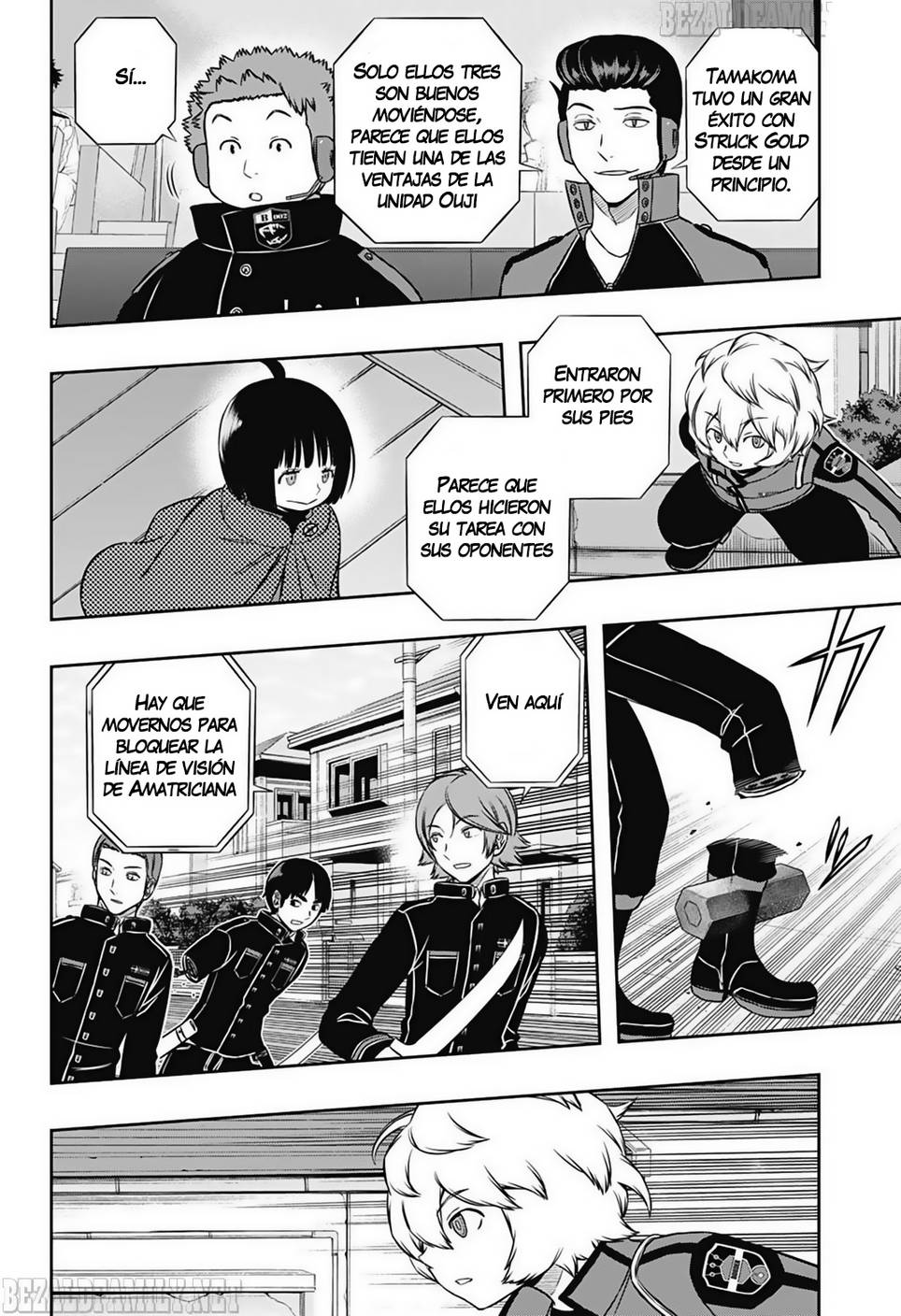 World Trigger: Chapter 153 - Page 15