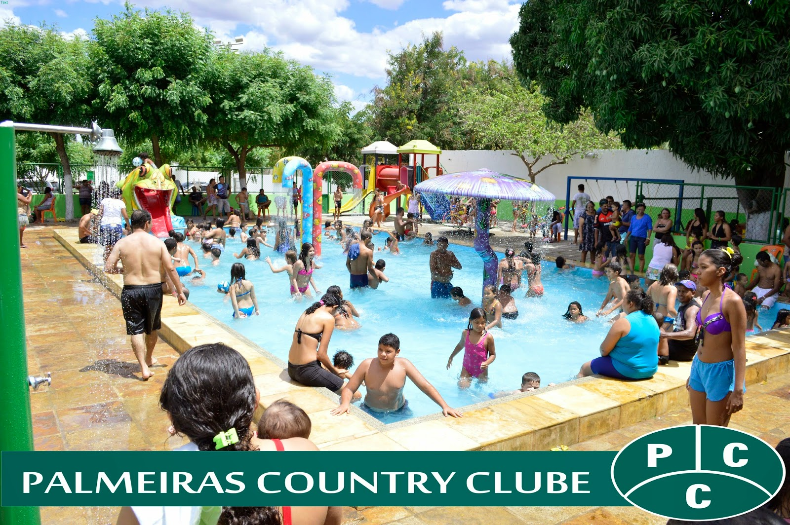 f1fb30153eff6 Inaugurada parte do novo clube do Palmeiras Country Clube ...