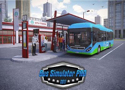 Bus Simulator PRO 2017 V1.2 Apk Full Money
