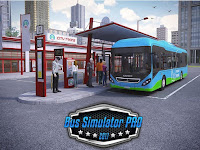 Bus Simulator PRO 2017 V1.4 Apk MOD Full Money