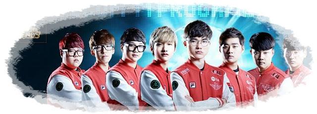 đội tuyển mạnh nhất LMHT