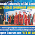 மாணவர் பதிவு - 2018 : (Free Degree Courses) - Ocean University of Sri Lanka.