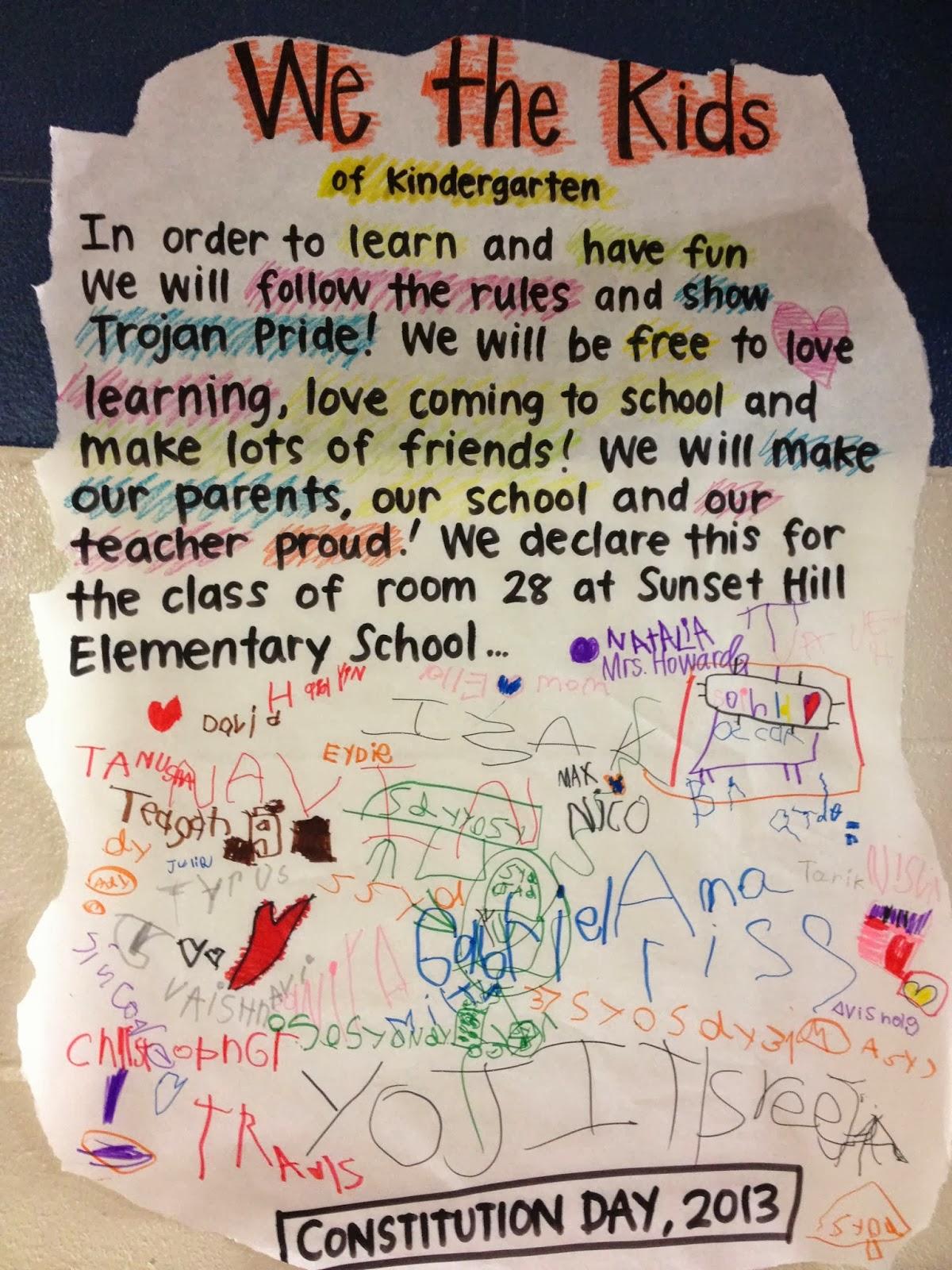 Howywood Kindergarten Great Ideas
