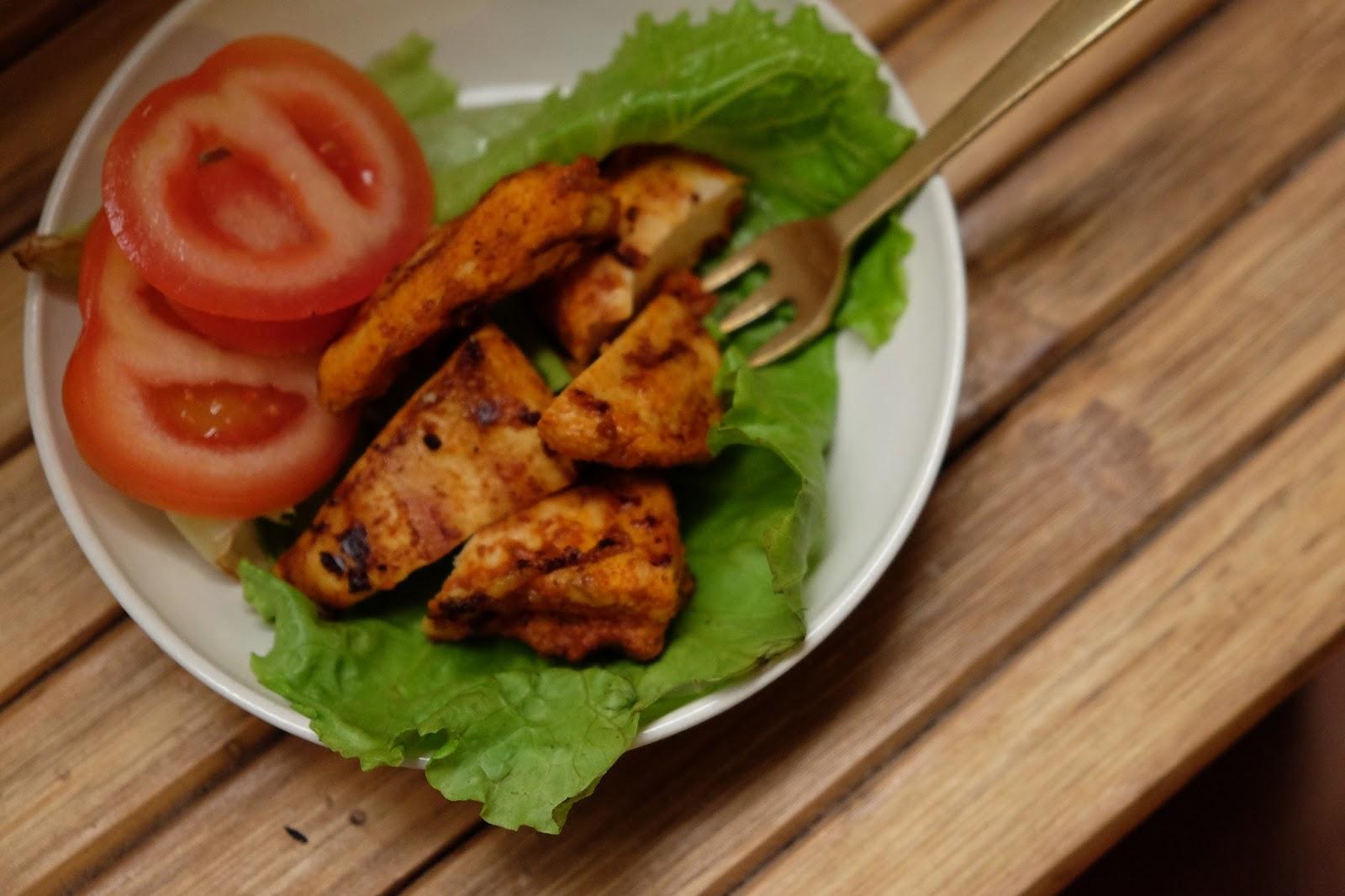 胭脂檸檬鹽香料烤雞 (附食譜)