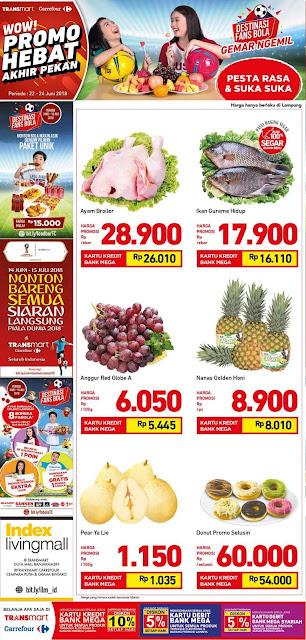 Katalog Promo Produk Fresh CARREFOUR Terbaru 2018