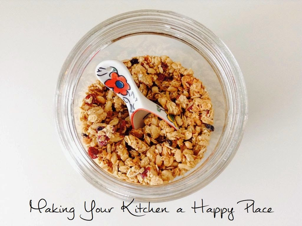 The Fancy Life Making Your Kitchen A Happy Place
