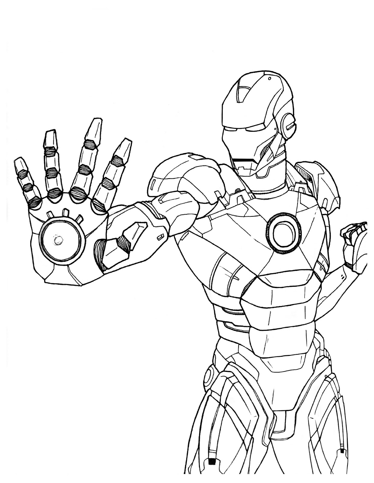 железный человек рисунок карандашом поэтапно сайте устроена
