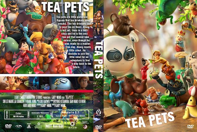Tea Pets DVD Cover