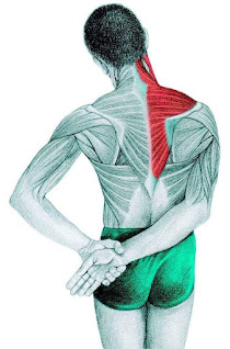 melemaskan bahu dan tangan dapat mencegah bad mood atau galau