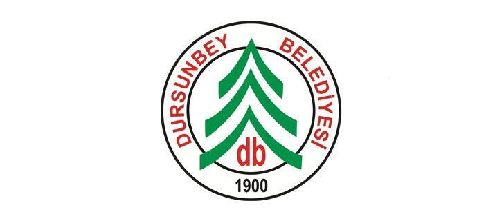 Balıkesir Dursunbey Belediyesi Vektörel Logosu
