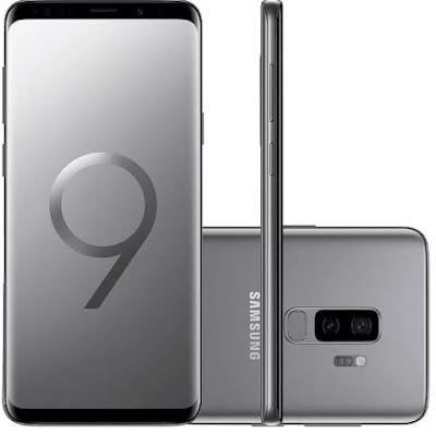 Foto do Smartphone Samsung Galaxy S9 Plus SM-G9650 128GB
