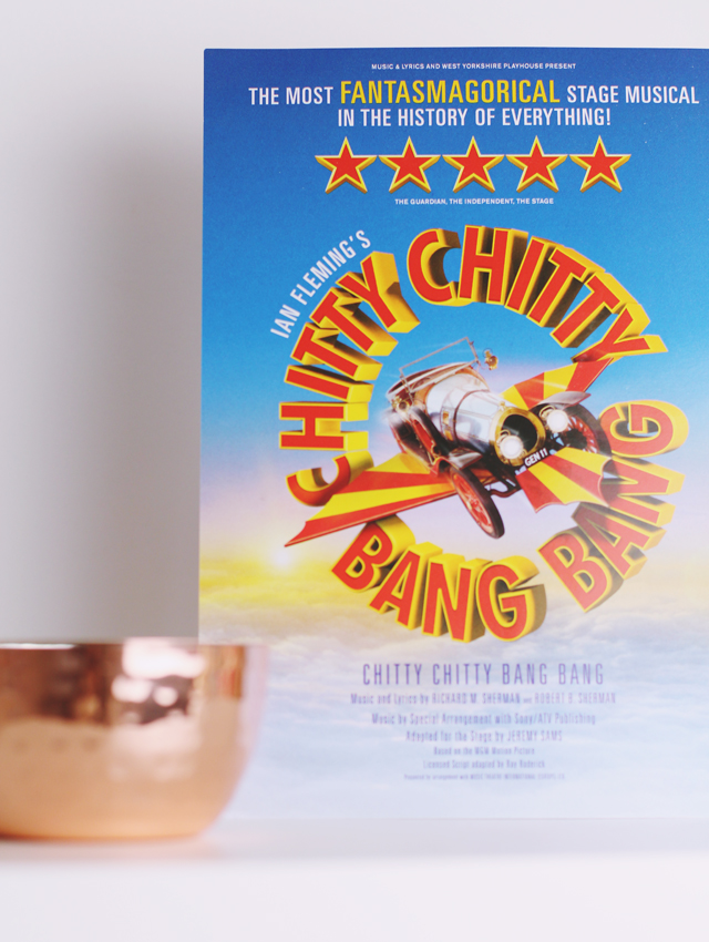 Chitty Chitty Bang Bang Tour Review