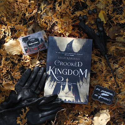 Crooked Kingdom: Book 2 (Six of Crows) by Bardugo, The Language of T 1780622309